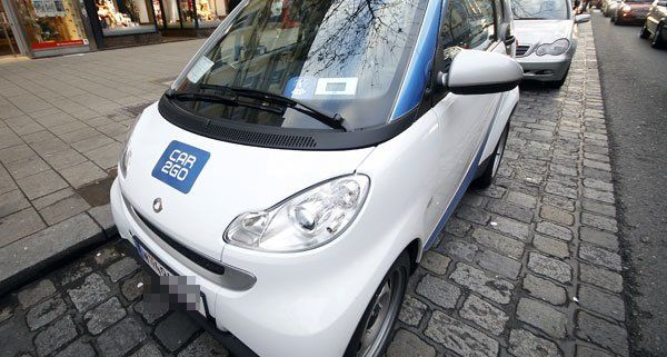 Car2Go in Wien