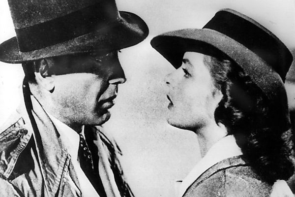 Wagen brachte Bogart und Bergman zum Flughafen