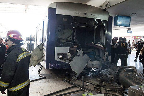 Zugsunglück forderte 99 Verletzte