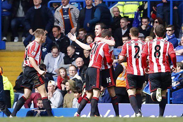 Sunderland hatte bisher wenig zu jubeln
