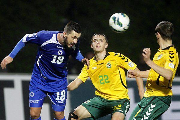 1:0-Erfolg in Litauen für Bosnien-Herzegowina