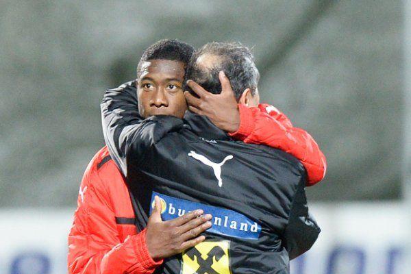 """Alaba: """"Wir wollen, dass er bleibt"""""""