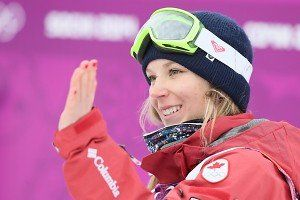 Kanadierin Howell gewann Gold im Ski-Slopestyle