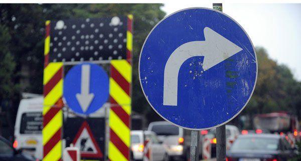 Im Sommer werden zahlreiche Bauarbeiten auf den Autobahnen durchgeführt.