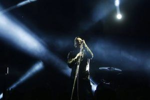 Nine Inch Nails bei Konzert in Wien bejubelt