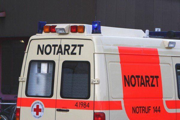 Die junge Frau wurde in das Landeskrankenhaus von Salzburg gebracht.