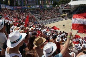 Beach Volleyball Grand Slam: Attraktive Gruppengegner der Damen