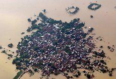 Unwetter in Nepal und Indien - Über 170 Tote