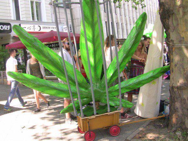 Bereits über 10.000 Unterschriften wurden für die Legalisierung von Cannabis gesammelt.