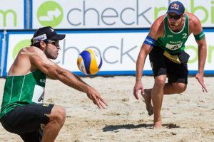 Alison/Bruno sind Sieger des Beach-Volleyball-Grand-Slams in Klagenfurt