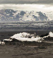 Island: Bardarbunga brodelt noch immer