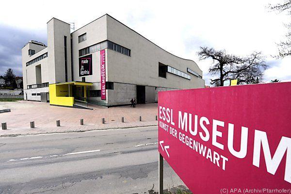 Langfristige Lösung für Essl Museum gefunden