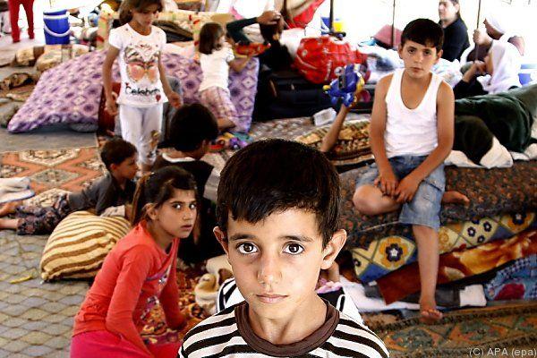 Hunderte Kinder wurden getötet oder verstümmelt