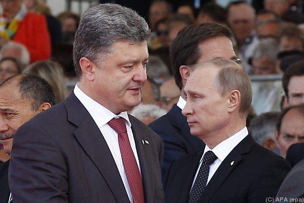 Die beiden Staatschefs telefonierten miteinander