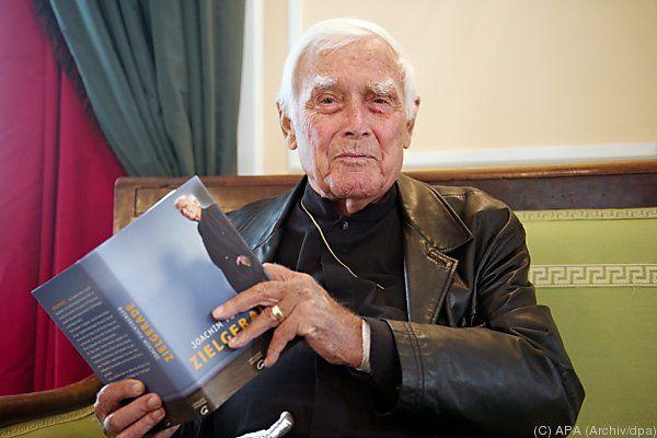 Fuchsberger starb im Alter von 87 Jahren