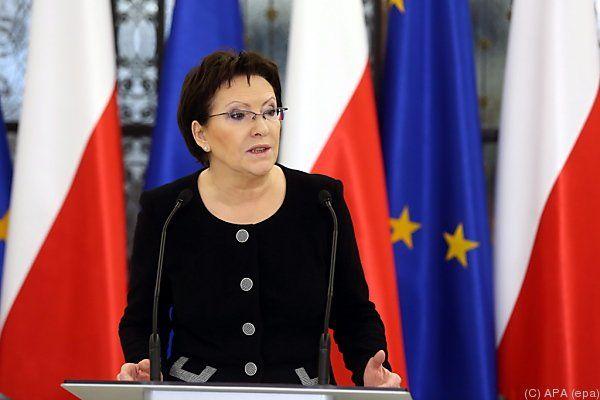 Folgt Ewa Kopacz Donald Tusk nach?