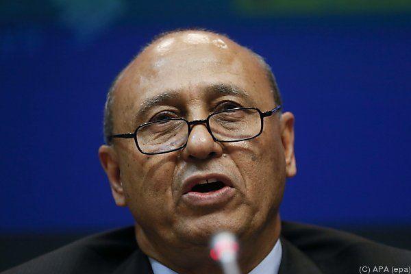 Libyens Außenminister Mohammed Abdelasis