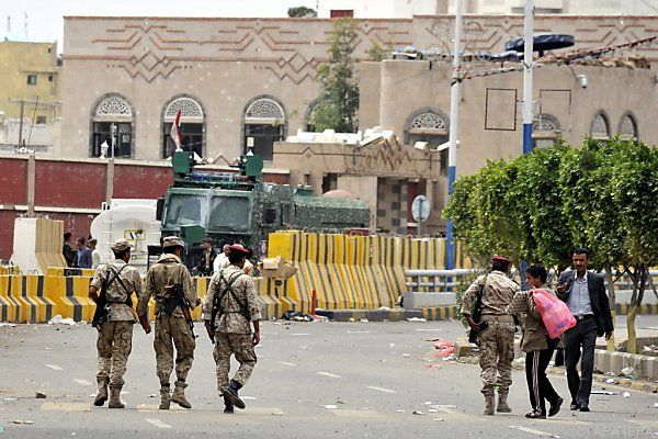 Gilt nur für Provinz in Hauptstadt Sanaa