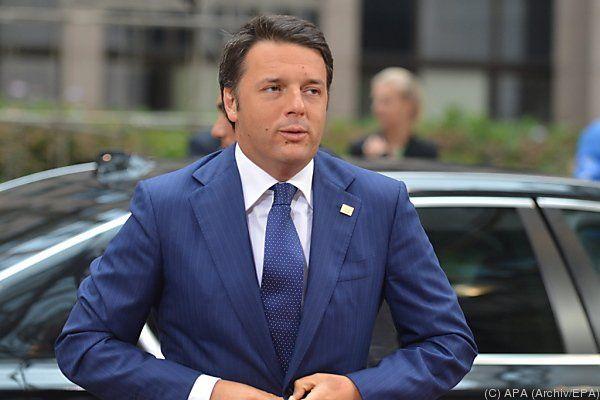 Matteo Renzi wird Gastgeber spielen