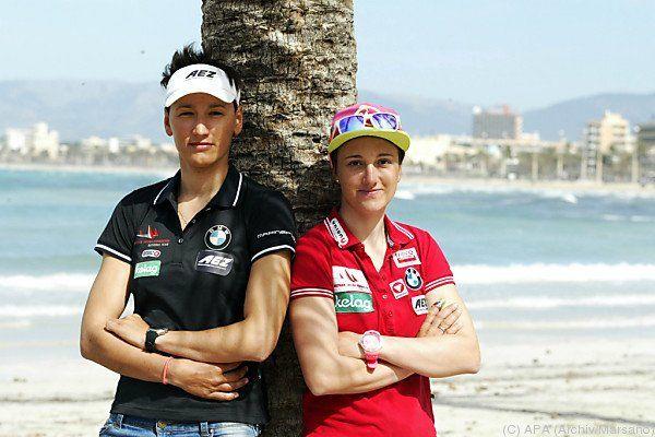 Lara Vadlau und Jolanta Ogar haben gute Chance