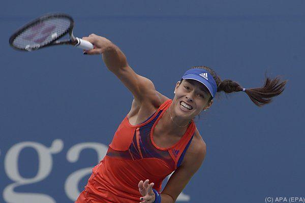 Ana Ivanovic hat in Linz schon zweimal gewonnen