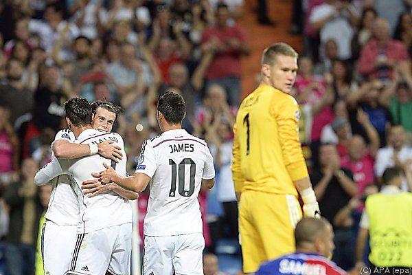 Lockerer 5:1-Sieg gegen Basel