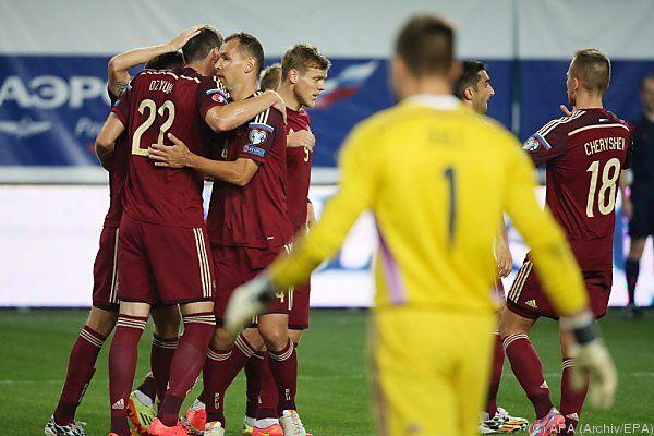 Ukrainer fordern von FIFA und UEFA Ausschluss