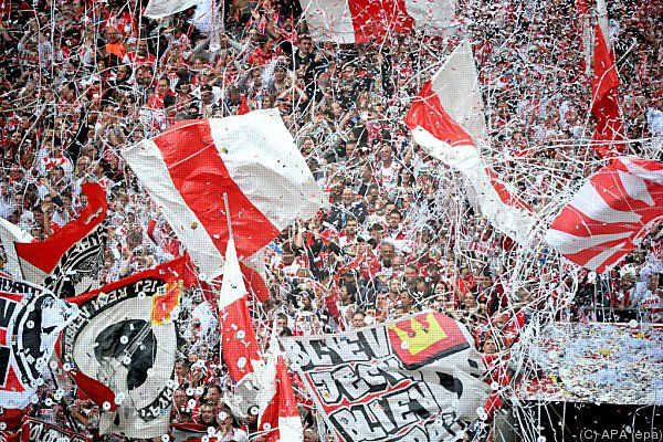 Fans von Köln und Gladbach gerieten aneinander