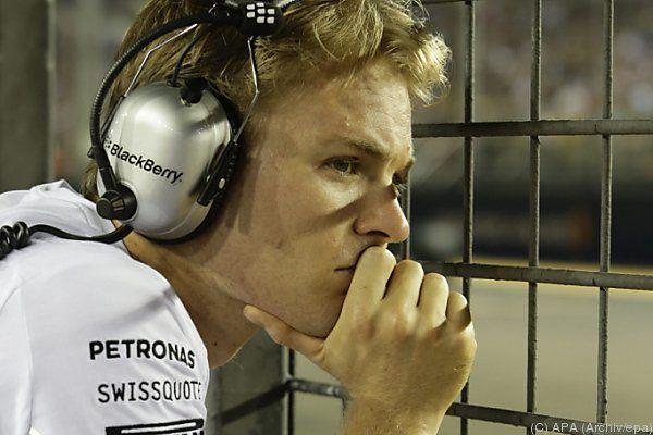 Rosberg versprach volle Attacke fürs nächste Duell