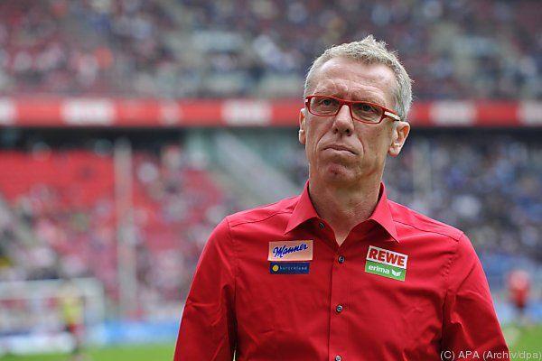 """Trainer Stöger freut sich auf """"ekelhaftes Spiel"""""""