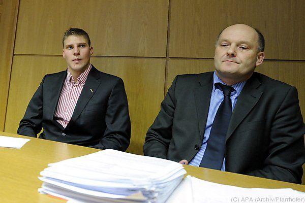 Jukic und sein Anwalt Thomas Krankl