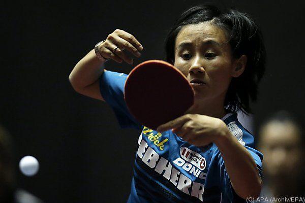 Liu Jia mit zwei Siegen eine Bank