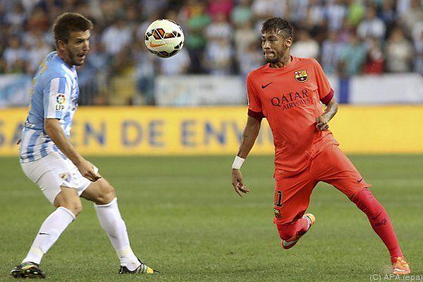 Brasilianer wechselte vom FC Santos zu Barcelona