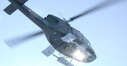 Bundesheer-Hubschrauber fliegt Patientin ins Wiener AKH