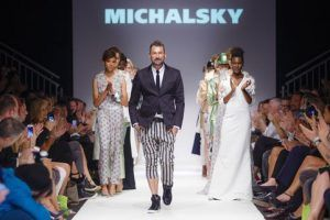 Michael Michalsky eröffnete MQ Vienna Fashion Week 2014