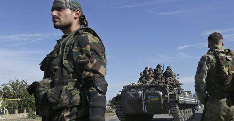 Heftige Kämpfe in der Ukraine – Soldaten geben Flughafen auf