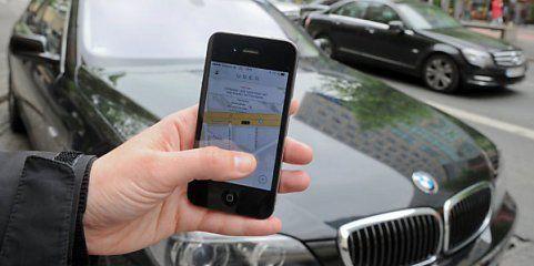 """Uber: """"Die Nachfrage ist groß"""""""