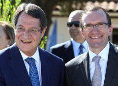 Neuer Vermittler im Zypernkonflikt