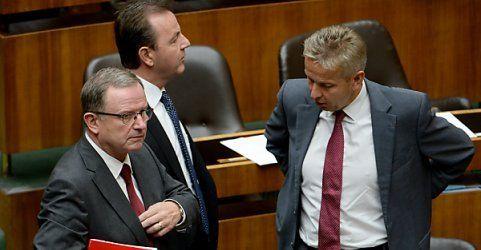 ÖVP und SPÖ haben keine Lust auf Nulllohnrunde für Politiker