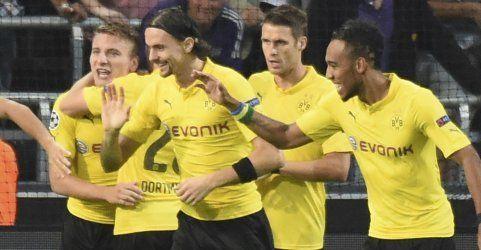 Dortmund mit zweiten Sieg - Auch Real, Atletico, Basel und Arsenal feiern Siege