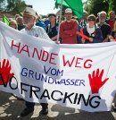 Deutsche Regierung will die Hürden für Fracking senken
