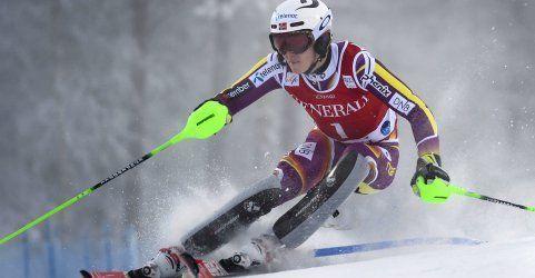 Kristoffersen vereitelte Hirscher im Levi-Slalom 25. Weltcupsieg
