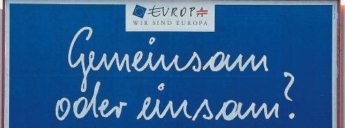20 Jahre EU-Beitritt: Wie die Österreicher überzeugt wurden