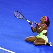 Australian Open: Serena Williams mit dem 18. Ass zum 19. Grand-Slam-Titel