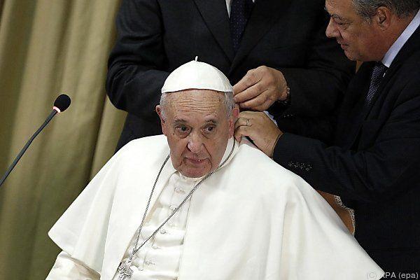 Papst stattet auch dem US-Kongress einen Besuch ab