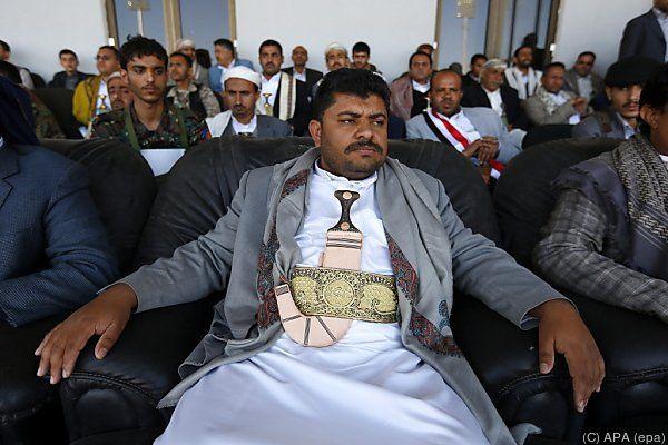 Mohammed Ali al-Houthi übernahm die Macht