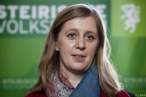Klubobfrau Eibinger will ländlichen Raum stärken