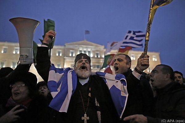 Griechen haben genug vom Sparen