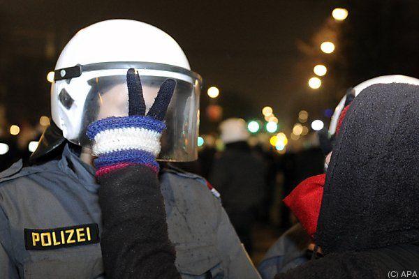 Polizist erkannte Angeklagten nicht zu 100 Prozent wieder