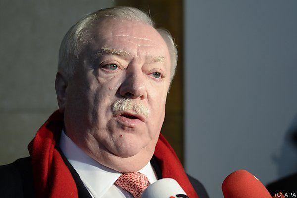 Häupl deutet Annäherung an ÖVP an